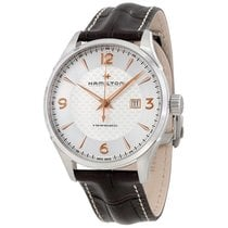 Hamilton Jazzmaster Viewmatic Steel 40mm Silver United States of America, New Jersey, Cherry Hill