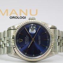 "Rolex Datejust ""Blu"" Ref.16234"