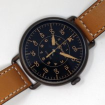 Bell & Ross Vintage Сталь 45mm Черный