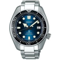 Seiko Prospex SPB083J1 SEIKO PROSPEX SEA Subacqueo Acciaio Blu 44mm new