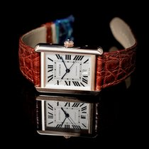 Cartier Tank Solo 31mm White United States of America, California, San Mateo