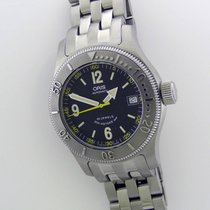 Oris 39mm Automatic 2000 pre-owned Black