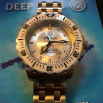 Deep Blue 44mm Automatic pre-owned