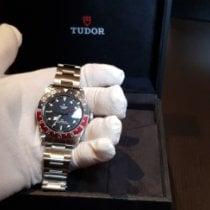 Tudor M79830RB-0001 Steel 2019 Black Bay GMT pre-owned United Kingdom, LONDON