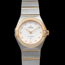 Omega Constellation Quartz Steel 28mm Silver United States of America, California, San Mateo