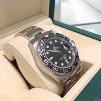 Rolex 116710LN Steel 2016 GMT-Master II 40mm pre-owned United Kingdom, Gateshead