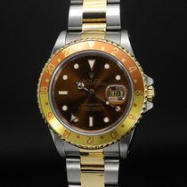 Rolex Gold/Steel 40mm Automatic 16713 pre-owned United States of America, Florida, Miami