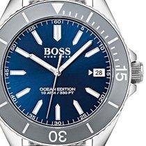 Hugo Boss Ocel 42mm Quartz 1513571 nové