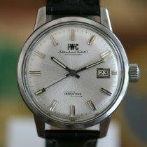 IWC Stahl 37mm Automatik 866 AD gebraucht