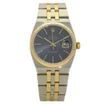 Rolex Datejust Oysterquartz Gold/Steel 36mm Blue No numerals United Kingdom, Liverpool
