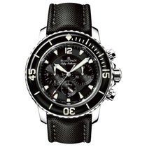 Blancpain Fifty Fathoms 5085F-1130-52A New Steel 45mm Automatic