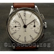 Aristo pre-owned Chronograph 32mm Silver Plexiglass