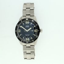 Oris Divers Sixty Five 01 733 7707 4354-07 8 20 18 pre-owned