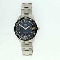 Oris Divers Sixty Five Zeljezo 40mm Crn