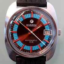 Roamer Steel Automatic Roamer pre-owned