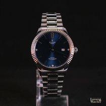 Tudor Style Stahl 41mm Blau