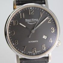 Bruno Söhnle Steel 41mm Automatic 17-12098-221 pre-owned