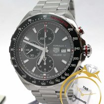 TAG Heuer Formula 1 Calibre 16 41mm Black United States of America, Pennsylvania, Philadelphia