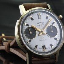 BWC-Swiss Gold/Steel Manual winding new