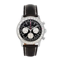 Breitling Navitimer 1 B01 Chronograph 43 Steel 43mm Black No numerals United States of America, Pennsylvania, Bala Cynwyd