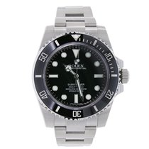 Rolex SUBMARINER Stainless Steel No-Date 114060