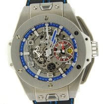 Hublot Big Bang Ferrari 305 Titanium Limited Edition