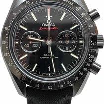 Omega Speedmaster Professional Moonwatch Керамика 44.2mm Чёрный
