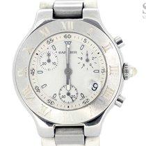 Cartier 21 Chronoscaph usado