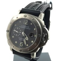 Panerai Luminor Submersible 44MM Titanium A Series PAM00025