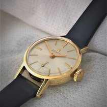 Zenith vintage 18ct golden classic , serviced