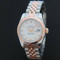 Rolex Datejust Lady Everosegold/Steel 179171