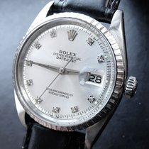Rolex Oyster Datejust 36mm Steel/Gold 18K Diamond's...