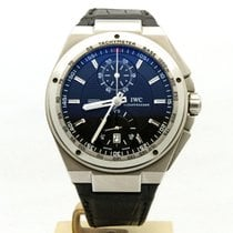 IWC Big Ingenieur Chronograph Automatic Date Black Dial