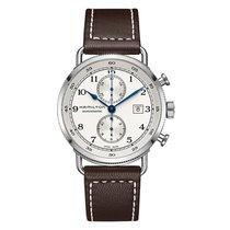 Hamilton Khaki Navy Pioneer Chronograph Automatic Mens Watch...