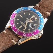 Rolex GMT-Master 1675 Cornino Gilt Chapter Ring Ex. Point '61
