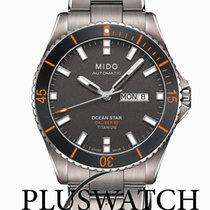 Mido Ocean Star 42,50mm Automatic Titanium I