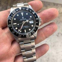 Rolex GMT-Master Steel 1966 Ref.1675