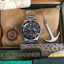 Rolex Submariner Date Tritium Flat4