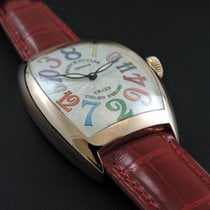 Franck Muller Color Dreams Oro rosa 55,4mm Arabi