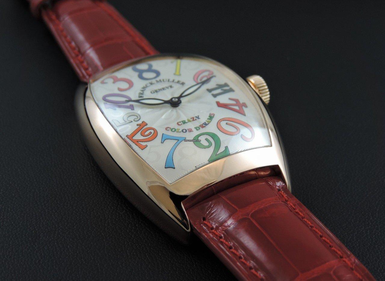 Franck Muller Color Dreams 8880 CH COL DRM 5N 2021 ny