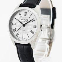 Epos Reloj de dama 31.4mm Automático nuevo Reloj con estuche y documentos originales