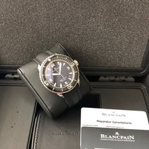 Blancpain Fifty Fathoms 5015-1130 FULL SERVICE Box PAPERS