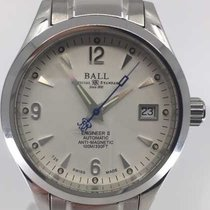 Ball 38mm Automatic 2012 pre-owned Engineer II Ohio White