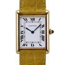 Cartier Yellow gold 1970 Tank (submodel) pre-owned United States of America, Florida, Miami Beach