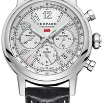 Chopard Mille Miglia Steel 42mm Silver United States of America, New York, Airmont
