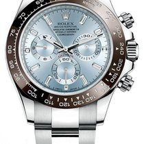 Rolex Daytona new 40mm Platinum