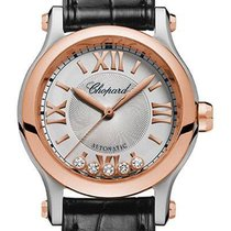 Chopard 30mm Automatic 278573-6001 new