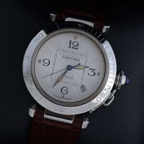 Cartier 38mm Automatic pre-owned Pasha Seatimer Silver