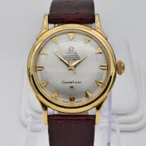 Omega Constellation Yellow gold 34.5mm Silver No numerals United States of America, Nevada, Henderson
