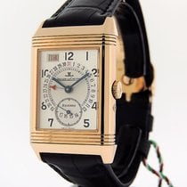 Jaeger-LeCoultre Reverso Grande Taille Rose gold 26mm Silver Arabic numerals